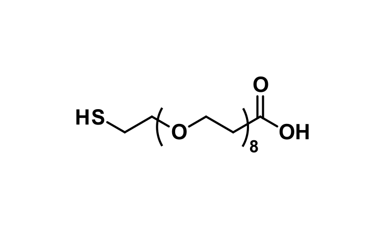 Thiol-dPEG®₈-acid
