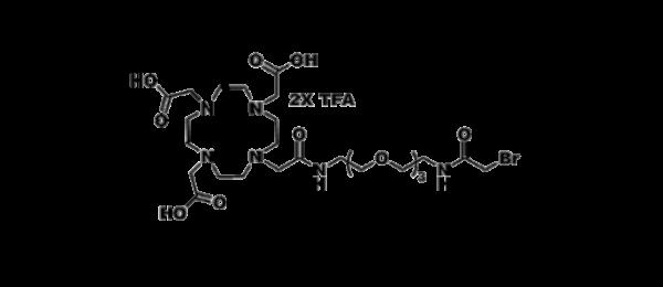 DOTA-tris(acid)-amido-dPEG®₃-bromoacetamide